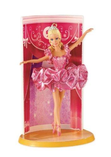 Carlton Cards Heirloom Prima Ballerina Barbie Christmas Ornament