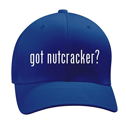 got nutcracker? – A Nice Men's Adult Baseball Hat Cap, Blue, Large/X-Large