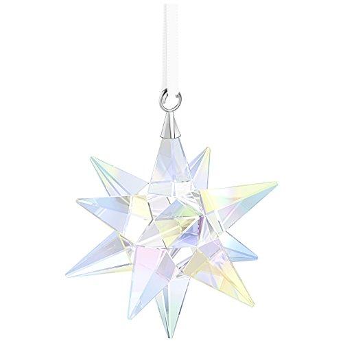 Swarovski Star Ornament, Crystal AB. 2017