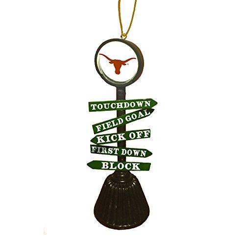Team Sports America University of Texas Fan Crossing Ornament