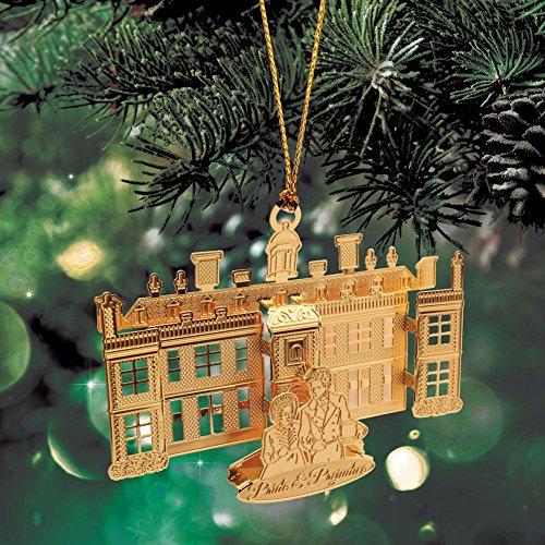 Pride And Prejudice Pemberley Christmas Tree Ornament