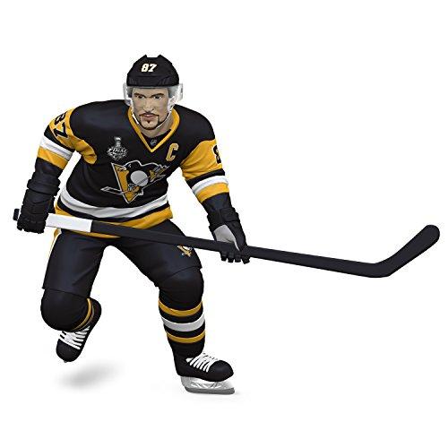 Hallmark Keepsake 2017 NHL Pittsburgh Penguins Sidney Crosby Christmas Ornament