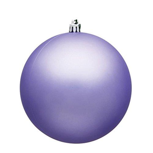 Vickerman 481264 – 2.4″ Lavender Matte Ball Christmas Tree Ornament (24 pack) (N590686DMV)