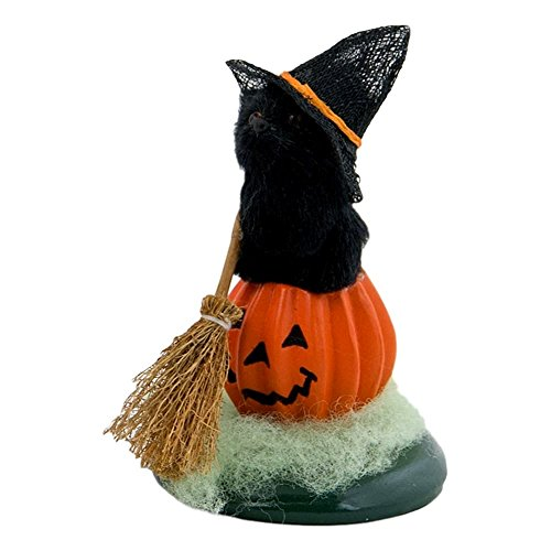 Byers' Choice Halloween Cat #7171C
