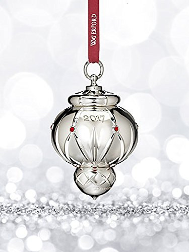 Waterford 2017 Lismore Bauble Ornament