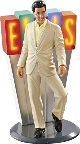 Carlton Cards Heirloom Elvis Presley Light-Up and Musical Christmas Ornament