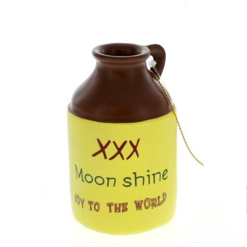 Moonshine Jug Ornament
