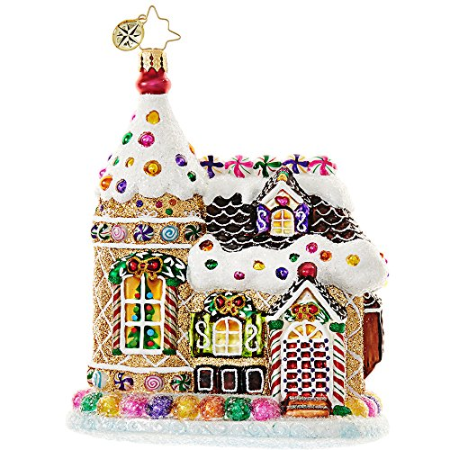 Christopher Radko Home Sweets Home Christmas Ornament