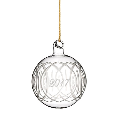 Marquis By Waterford 2017 Annual Ball Ornament