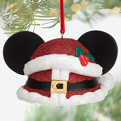 Disney Mickey Mouse Ear Hat Ornament – Christmas