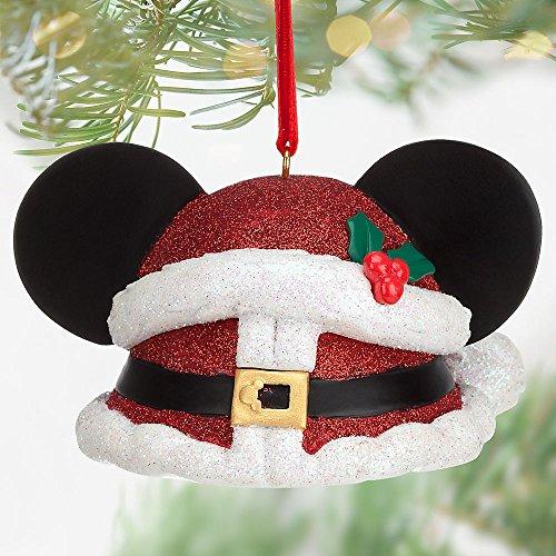 Disney Mickey Mouse Ear Hat Ornament – Christmas
