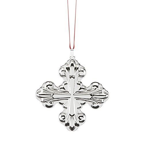 Reed & Barton Christmas Cross, 47th Edition Ornament