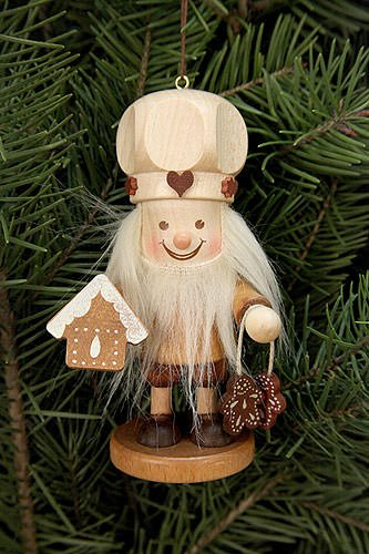 Tree ornaments Tree ornament Confectioner natural – 10,8cm / 4 inch – Christian Ulbricht