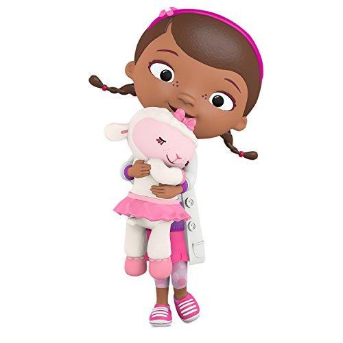 Hallmark Keepsake 2017 Disney Doc McStuffins Doc and Lambie Christmas Ornament