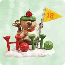 GOPHER PAR 2003 Hallmark Ornament QXG8587