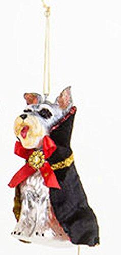 One Hundred 80 Degrees Dog Hanging Ornament (Terrier)