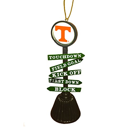 Team Sports America University of Tennessee Fan Crossing Ornament