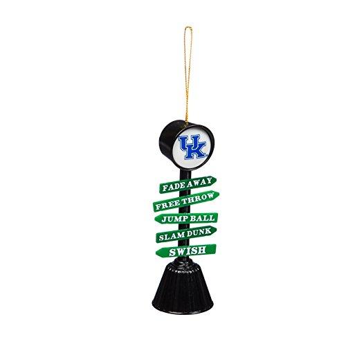 Team Sports America University of Kentucky Fan Crossing Ornament