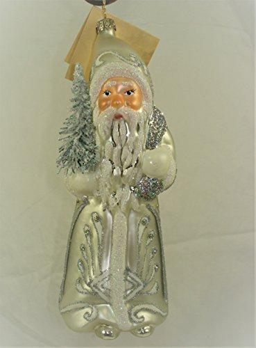 Crisp White Santa – Made by Ino Schaller