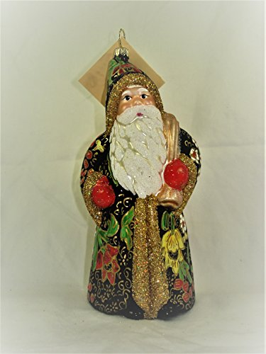 Colorful Santa – Made by Ino Schaller