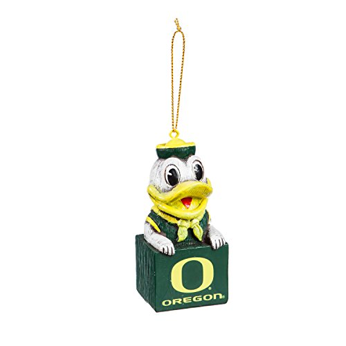 Team Sports America Oregon Team Mascot Ornament
