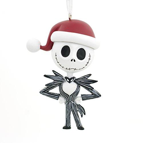 Hallmark Disney Nightmare Before Christmas Jack Skellington Christmas Ornament