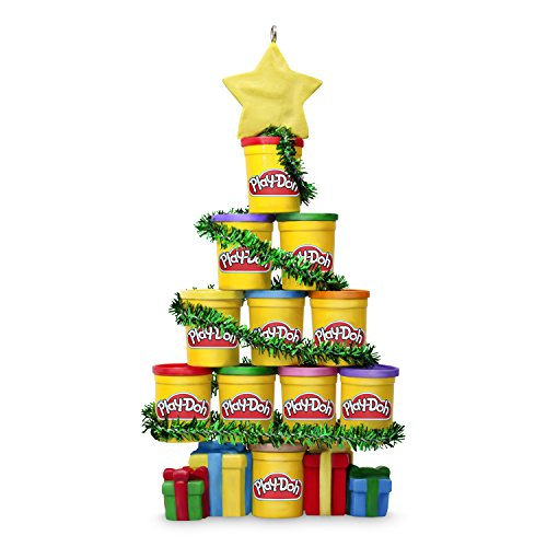 Hallmark Keepsake 2017 Hasbro O Play-Doh Tree Christmas Ornament