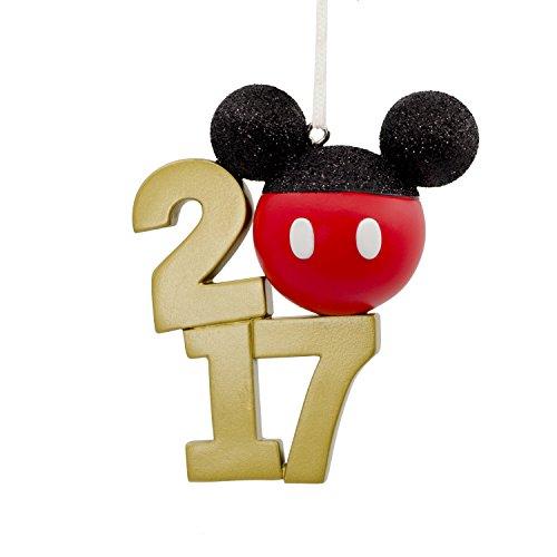 Hallmark Disney Mickey Mouse Icon 2017 Christmas Ornament