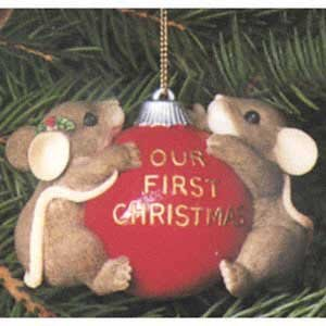 Charming Tails Christmas is a Ball With You Ornament