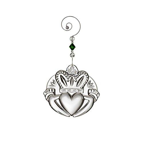 Waterford Claddagh Ornament