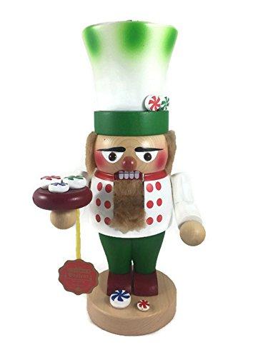 Steinbach Original Red Tag Candy Maker Troll Nutcracker 12 Tall