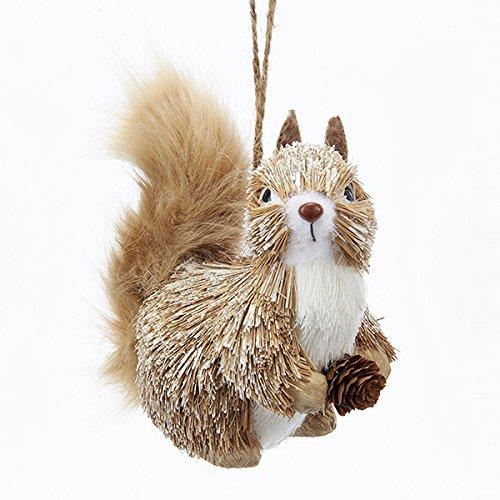 Kurt Adler Squirrel Christmas Ornament