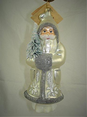White Blizzard Santa – Made by Ino Schaller