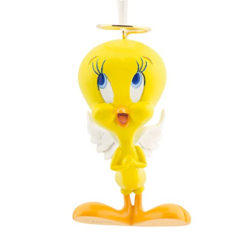 Hallmark Warner Bros. Looney Tunes Tweety Angel Christmas Ornament