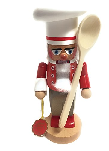 Steinbach Nutcrackers Troll Chef or Cook 12 Inches Tall Kurt Adler Brand New Hand Made in Germany
