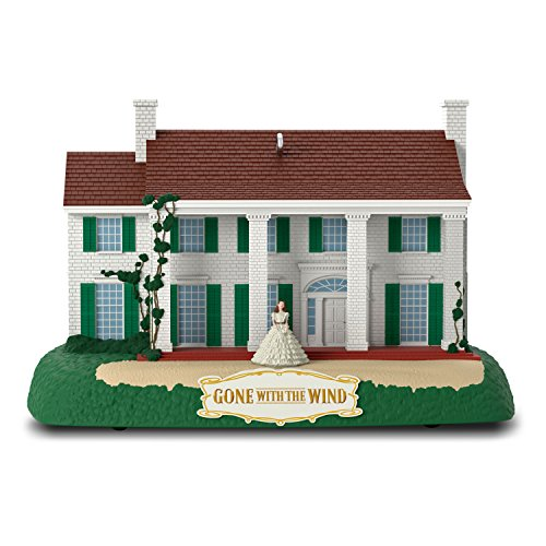 Hallmark Keepsake 2017 GONE WITH THE WIND Tara Musical Christmas Ornament