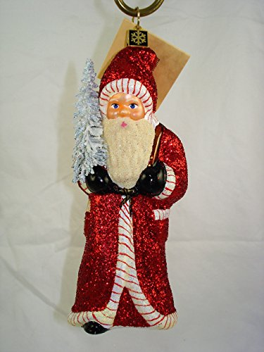 Candy Cane Santa – Made by Ino Schaller