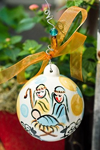 Glory Haus Christmas Ornament, O Holy Night, RETIRED