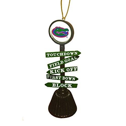 Team Sports America University of Florida Fan Crossing Ornament