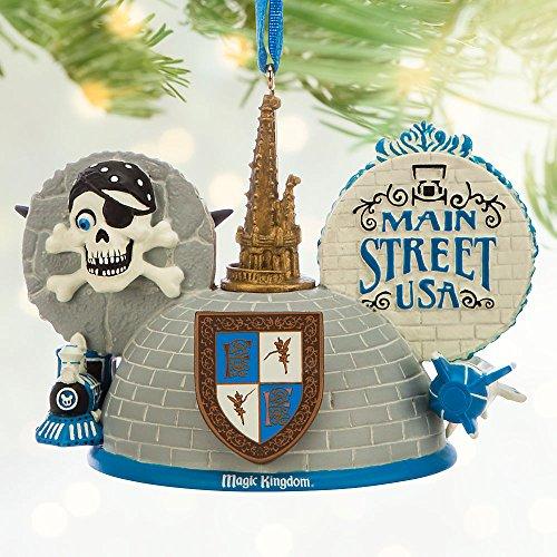 Disney Magic Kingdom Ear Hat Ornament – Walt Disney World