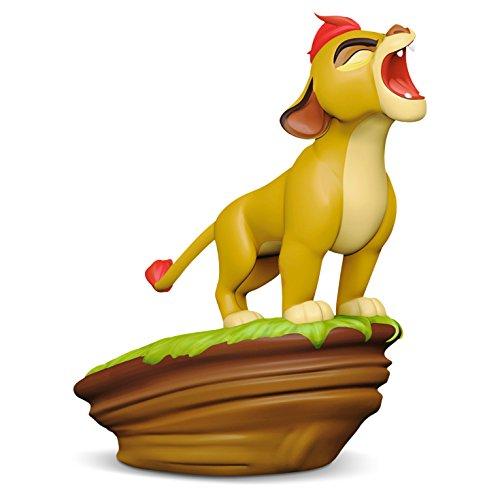 Hallmark Keepsake Disney Junior Kion The Lion Guard Holiday Tree Ornament 2016