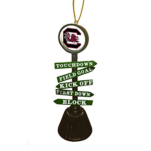 Team Sports America University of South Carolina Fan Crossing Ornament