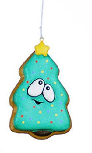 One Hundred 80 Degrees Sugar Cookie Ornament, Choice of Style (Tree)