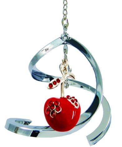 Propelling Spiral Ornaments – Big Apple