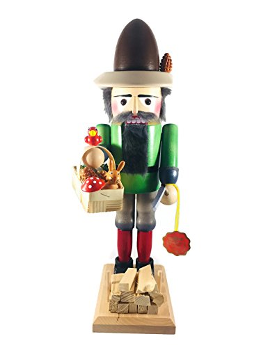 Steinbach Nutcrackers BIG Lumberjack 17 Inches Tall Kurt Adler Brand New Hand Made in Germany
