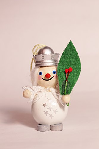 Steinbach Handmade Christmas Ornament: King