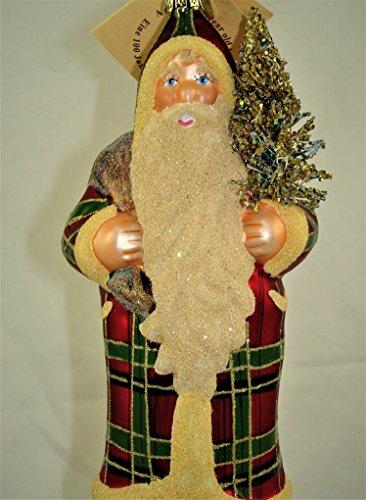 Scottish Santa – Made by Ino Schaller