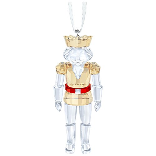Swarovski Nutcracker Ornament