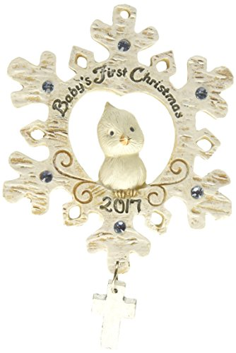 Legacy of Love 4058565 Ho Baby's First Christmas Hanging Ornament