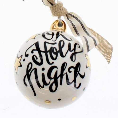 Oh Holy Night Silhouette Ball